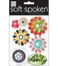 Me & My Big Ideas Soft Spoken Embellishments-Lovely