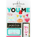 Park Lane Paperie 10 pk Stickers-You & Me