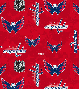 Nhl Fabric Hockey Team Fabric By The Yard Joann