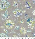 Home Essentials Lightweight Decor Fabric 45\u0027\u0027-Razzia Lagoon