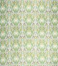 Home Decor 8\u0022x8\u0022 Fabric Swatch-Print Fabric Eaton Square Cartwheel Lime