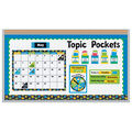Bold Strokes Calendar Bulletin Board Set