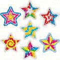 Carson Dellosa Dazzle Star Power Stickers 12 Packs