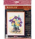 RIOLIS Stamped Cross Stitch Kit 8.25\u0022X11.75\u0022-Second Life
