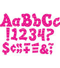Pink Sassy Solids 5\u0022 Letters