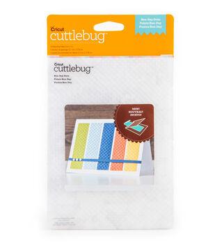 Cuttlebug Emboss 5x7 Benday Dots