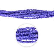 "Blue Moon Beads Strand 7"" Glass Seed Bead Hank, Purple, , hi-res"