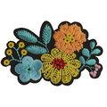 Simplicity Floral Patch Iron-on Applique