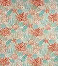 Richloom Studio Lightweight Decor Fabric 54\u0022-Coral Yuba