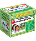 Photographic Matching Cards Learning Cards