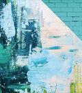 Basecoat 4 Double-Sided Cardstock 12\u0022X12\u0022-Abstract Art