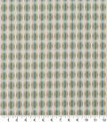 Robert Allen @ Home Lightweight Decor Fabric 55\u0022-Many Dots Pool