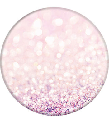 Pop Socket-Blush Glitter