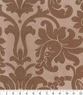 Home Decor 8\u0022x8\u0022 Fabric Swatch-Waverly Sparkle & Shine Bronze
