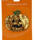 Offray Head Band Slider-Pumpkin