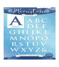 Hunkydory Moonstone Dies-Personally Yours - Alphabet