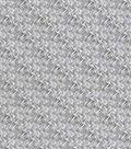 Premium Cotton Fabric 43\u0022-Wicker Crosshatch Gray