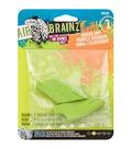 AirBrainz Airbrush Grips 2/Pkg-Lime