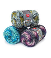 Red Heart Colorscape Yarn, , hi-res