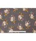 Anti-Pill Fleece Fabric 59\u0022-Stripe Monkey On Trees