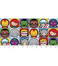 Marvel Comics Kawaii Cotton Fabric -Character Tiles
