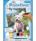 Royal Langnickel Junior Paint By Number Kit Time For A Walk