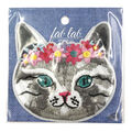 Fab Lab Wearables Cat Iron-on Applique