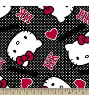 Sanrio Hello Kitty Print Fabric-Ideas, , hi-res