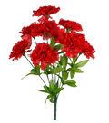 Fresh Picked Spring 18\u0027\u0027 Carnation Bush-Red