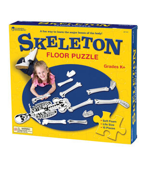 Learning Resources Foam Skeleton Floor Puzzle