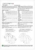 Mccall Pattern V1345 All Sizes -Vogue Pattern