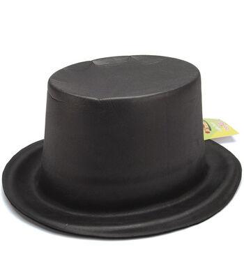 Fibre Craft Foam Hat-Top Hat