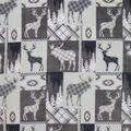 Sew Lush Fabric-Buffalo Check Moose Patch