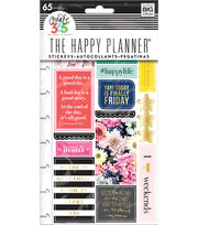 The Happy Planner Planner Stickers-Happy Life, , hi-res