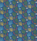 SMC Designs Outdoor Upholstery Fabric 54\u0022-Downfall/Pacific