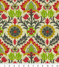 Waverly Sun N Shade Outdoor Decor Fabric-Santa Maria Jewel