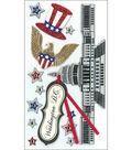 Jolee\u0027s Parcel Le Grande Dimensional Stickers-Glitter Washington DC
