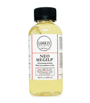 Gamblin 4.2 fl. oz. Neo Megilp Oil Painting Medium