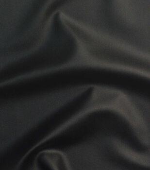 Yaya Han Cosplay Stretch Pleather Fabric -Black