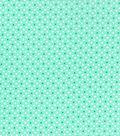Keepsake Calico Cotton Fabric -Aqua Dot