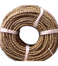 Commonwealth Basket 4.5 mmx5 mm Natural Sea Grass Basketry Coil