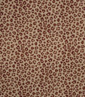 Home Decor 8\u0022x8\u0022 Fabric Swatch-Jaclyn Smith Cohn  Golden Berry