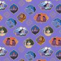 Disney\u0027s Aladdin Movie Stills Cotton Fabric