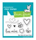 Lawn Fawn Clear Stamps 3\u0022X2\u0022-Bee Mine