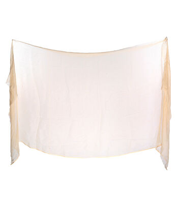 Maker's Halloween 72''x30'' Cheese Cloth-Ivory