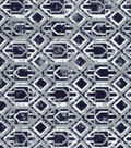 Modern Cotton Fabric -Hexagon Diamonds