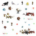 York Wallcoverings Wall Decals-How to Train Your Dragon
