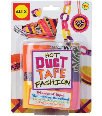 Hot Duct Tape Fashion Kit
