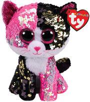 Ty Inc. Flippables Regular Sequin Malibu Cat, , hi-res