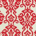 Waverly Outdoor Fabric-Sns Luminary   Peachtini
